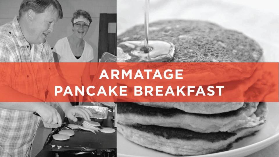 Armatage Pancake Breakfast