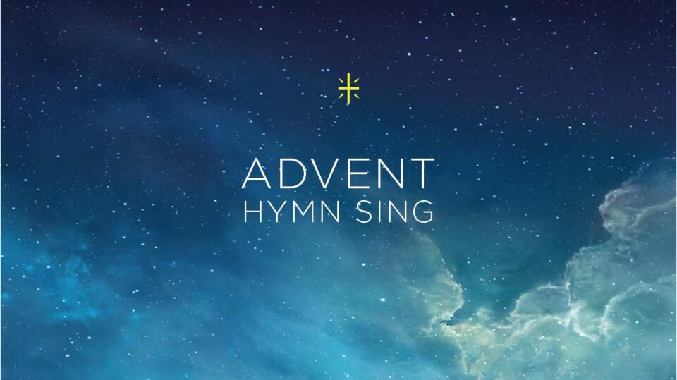Advent Hymn Sing
