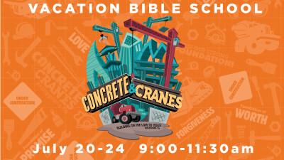 Vacation Bible School 2020